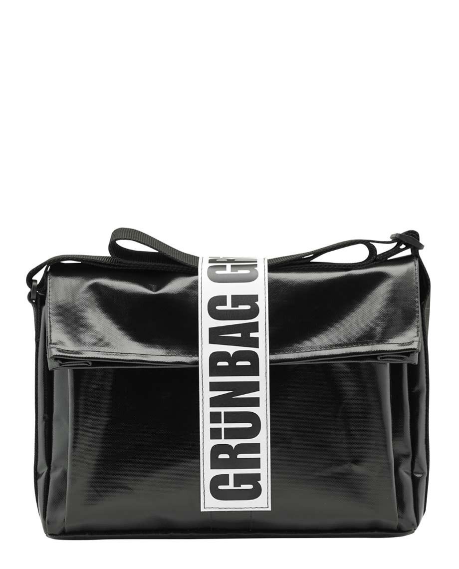 Schwarze Laptoptasche Carry