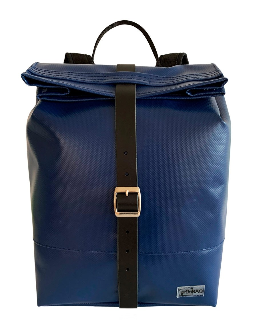 Limited Edition Backpack Liv - Navy Blue