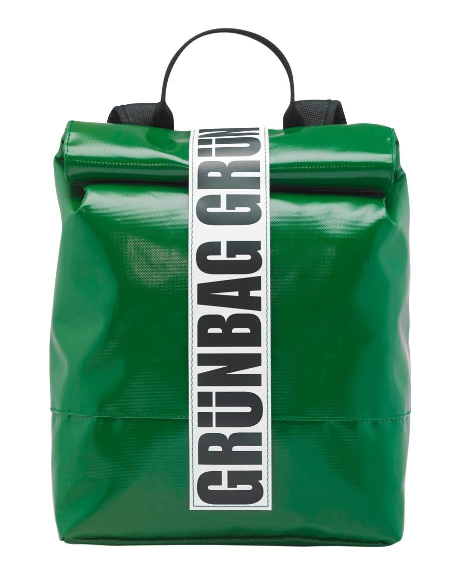 Grasgrüner Rucksack Norr-05