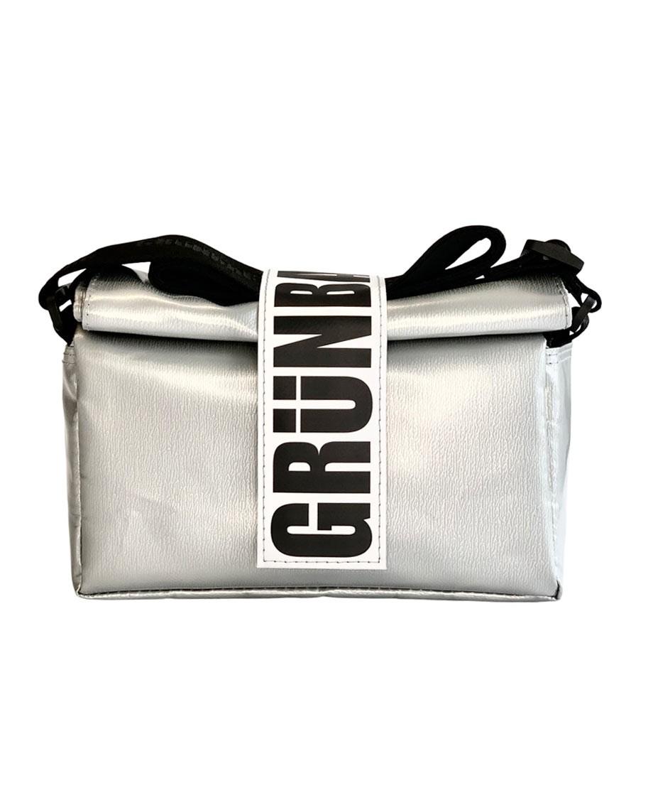 Limited Edition Crossbody Go - Silver