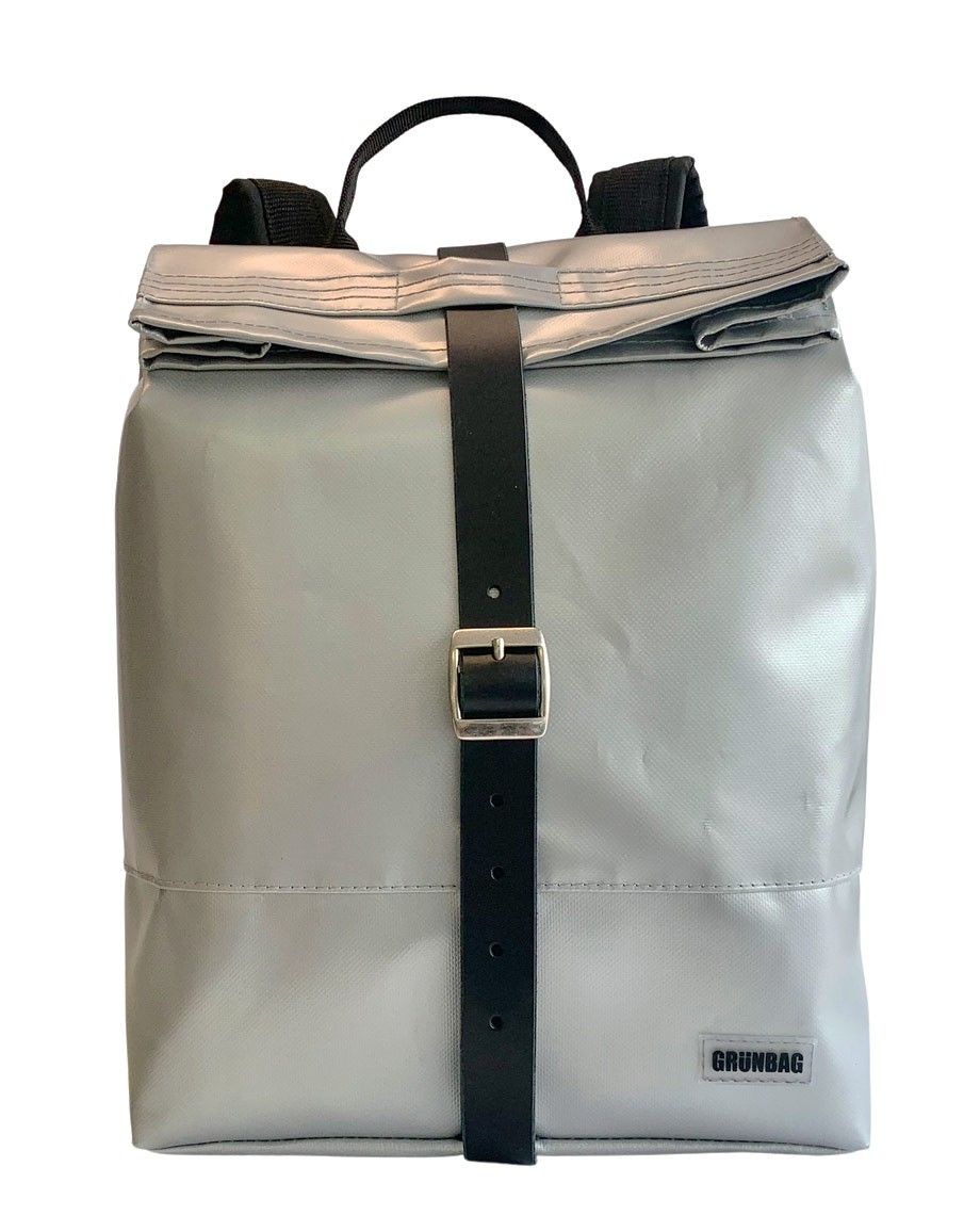 Limited Edition Backpack Liv - Silver