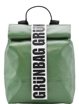 Hellgrüner Rucksack Norr Groß-20