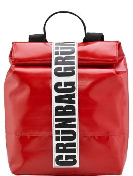 Roter Rucksack Norr Groß-20